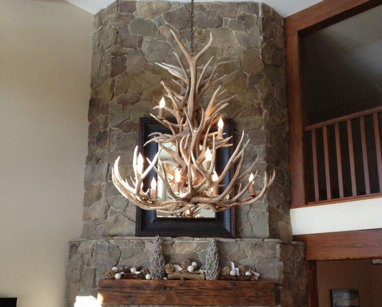 Sandborn chandelier