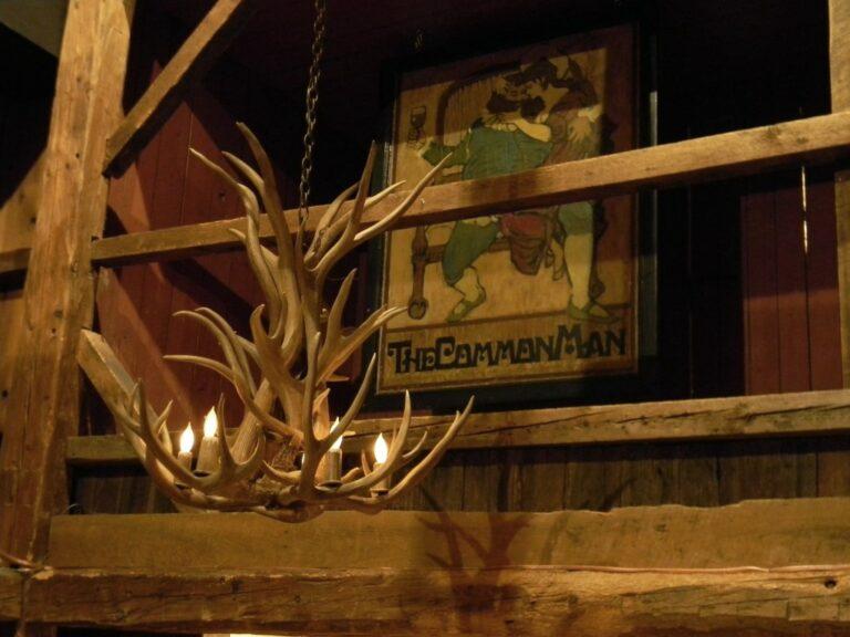 Commonman elk chandleir