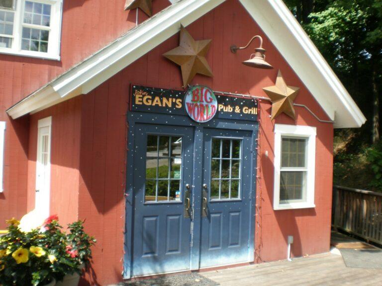 Egans big world pub