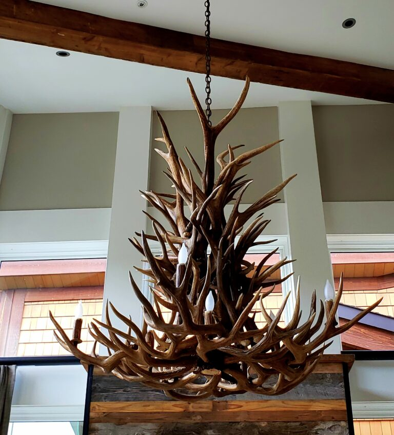 ridgeline chandelier