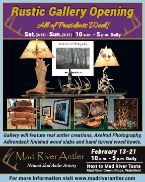 Mad River Antler Paper Ad