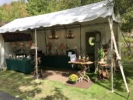 ADK Show booth